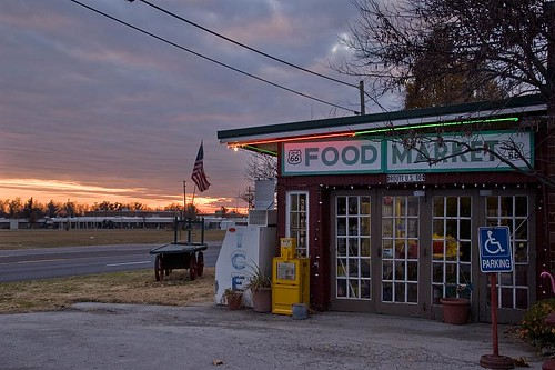 Eisler Bros. Old Riverton Store - Route 66, Riverton, Kansas | by RoadTripMemories