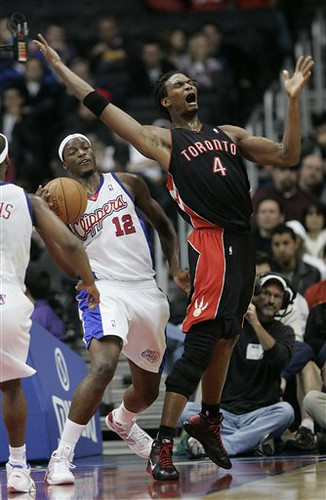 Raptors Clippers Basketball | by basketbawful