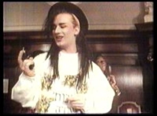 Do You Really Want To Hurt Me Culture Club 1982 Flickr