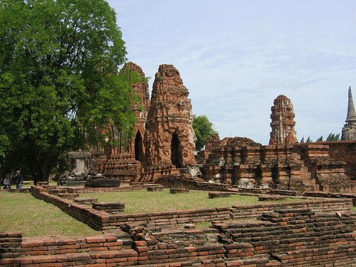 A relief of Ayutthaya | by Viator.com