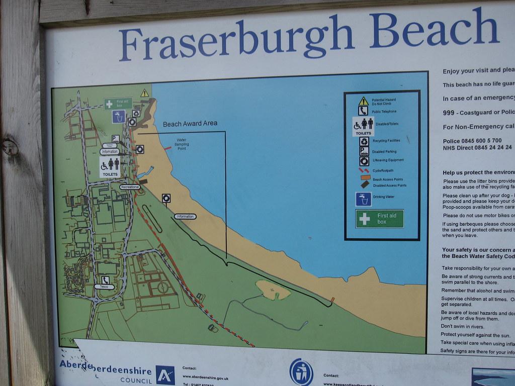 Fraserburgh Beach | Fraserburgh has a beautiful sandy beach