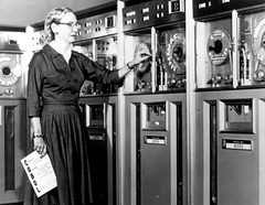 Grace hopper in 1952 | by miss  karen