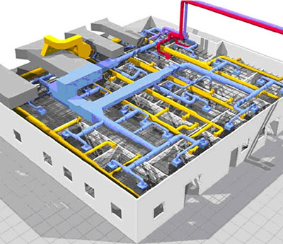 Hvac Drafting And Drawings Hvac Drawings Drafting