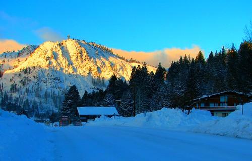 Squaw Valley Ski Resort | by Rennett Stowe