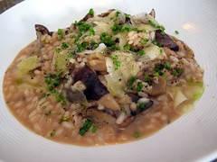 Farmhouse Cafe Risotto special | by alice q. foodie