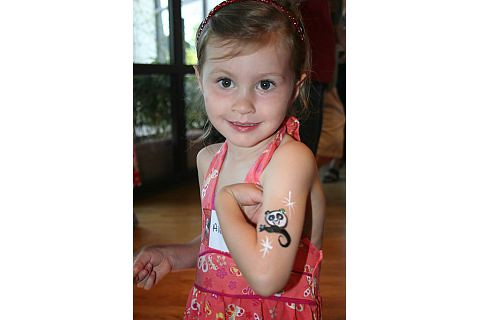 kid and tattoo | by Laptop Television Mom