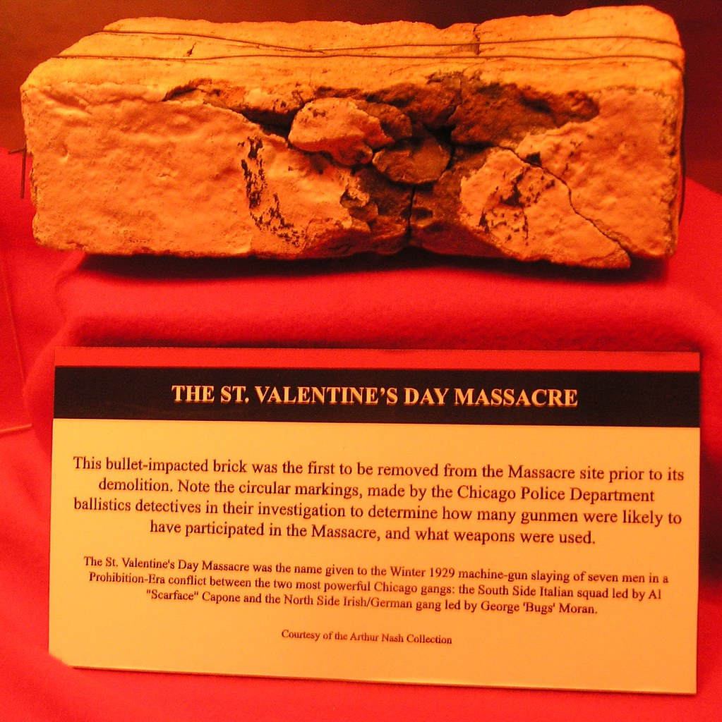 The St Valentine S Day Massacre The St Valentine S Day M Flickr