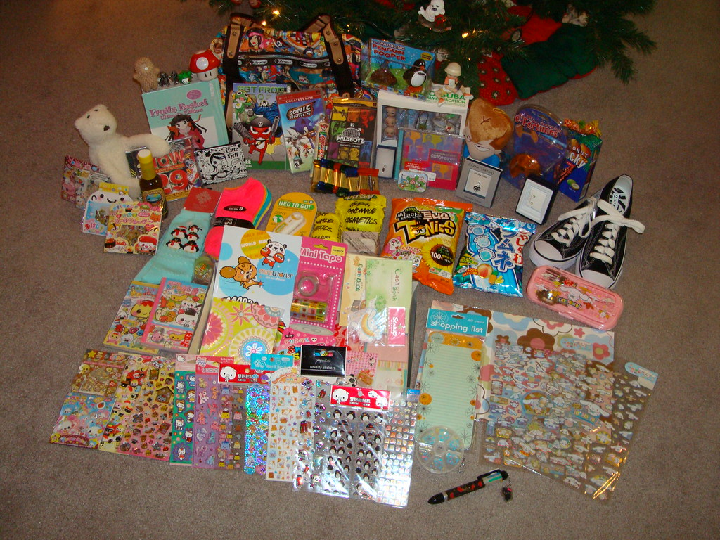 My Christmas Gifts Part One | Christmas this year was amazin… | Flickr