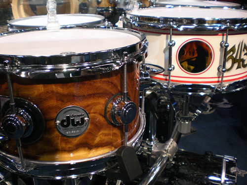 Dw Drums White Room