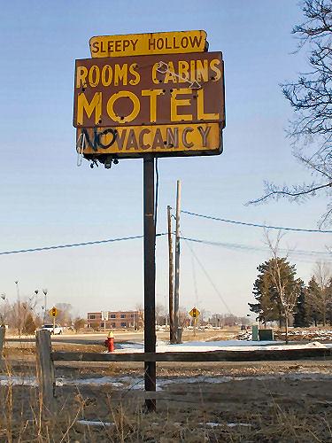 Sleepy Hollow Motel Wi