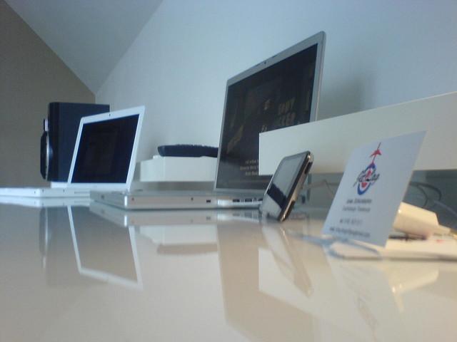 Schreibtisch design apple  jetlag.design | Flickr