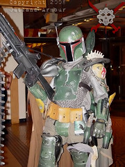 Power Armored Boba Fett | by OutlandArmour