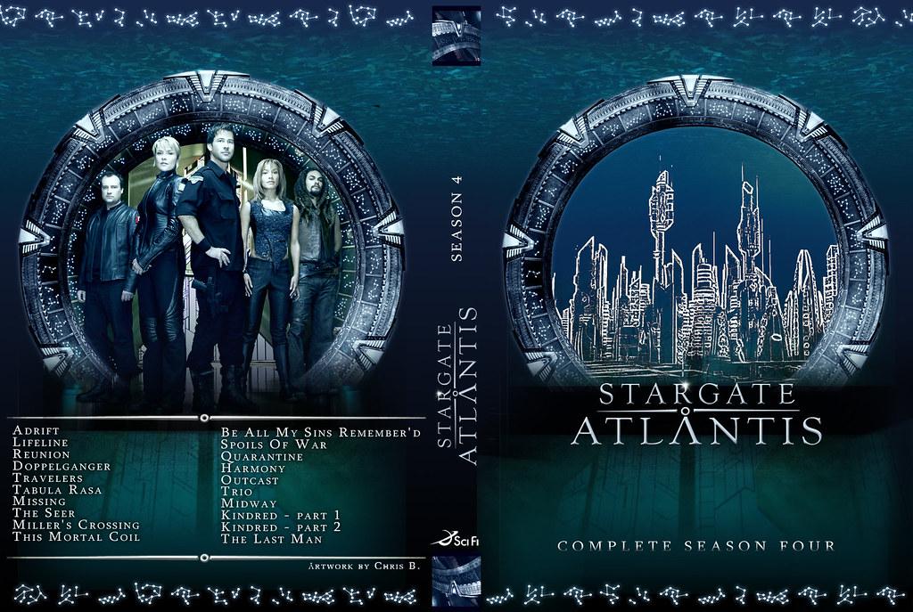 stargate atlantis season 4 episode guide