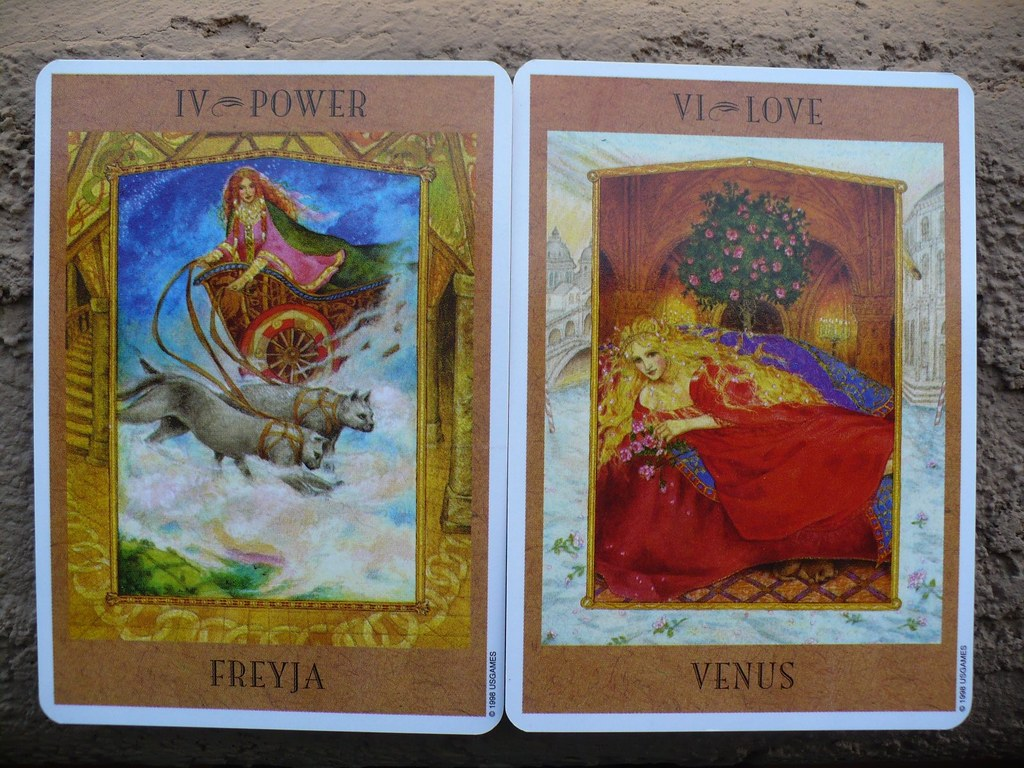 Image result for Tarot love