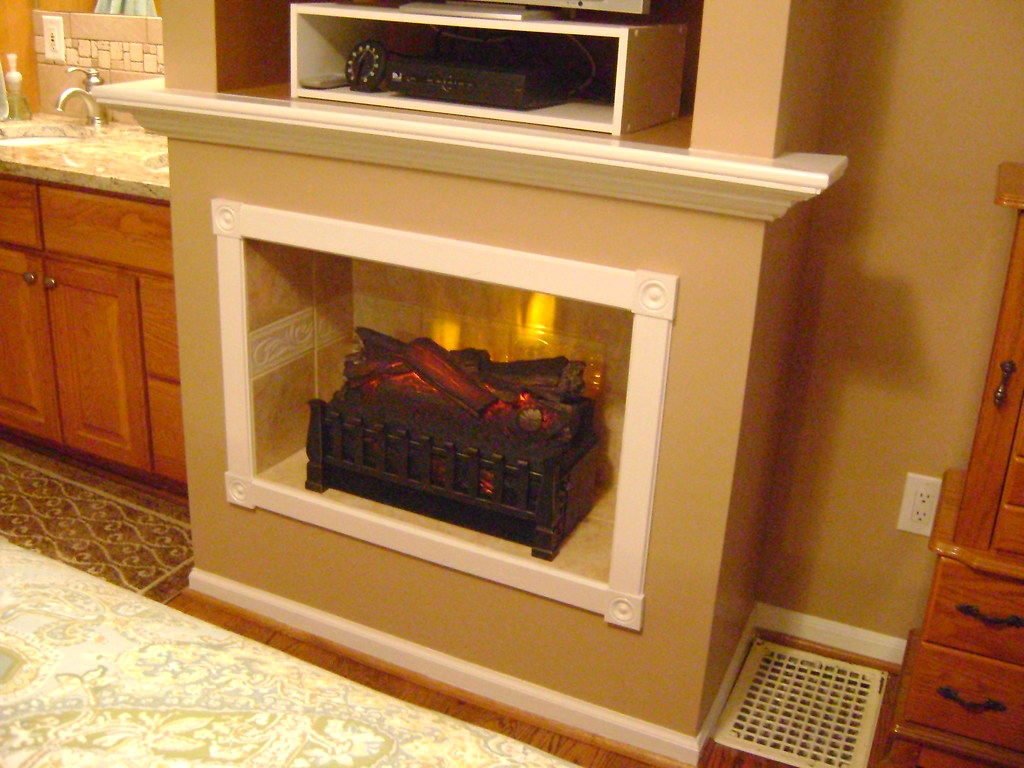 Duraflame 20 Electric Fireplace Insertlog Set Dfi020ar Flickr