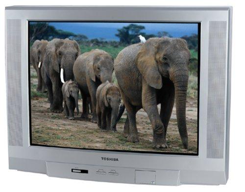 27a44 toshiba Tv manual