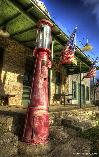 Old Filling Station, Driftwood, Texas | by DaveWilsonPhotography