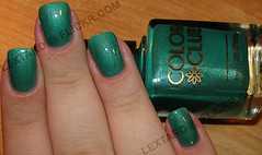 Color Club - Neon Teal | by lextard