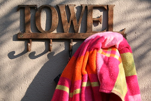 Towel | by Namibnat