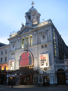 Billy Elliot - Victoria Palace | by AndyRobertsPhotos