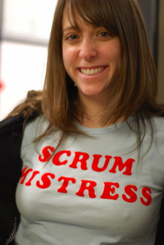150/365 - scrum mistress | by photo baron