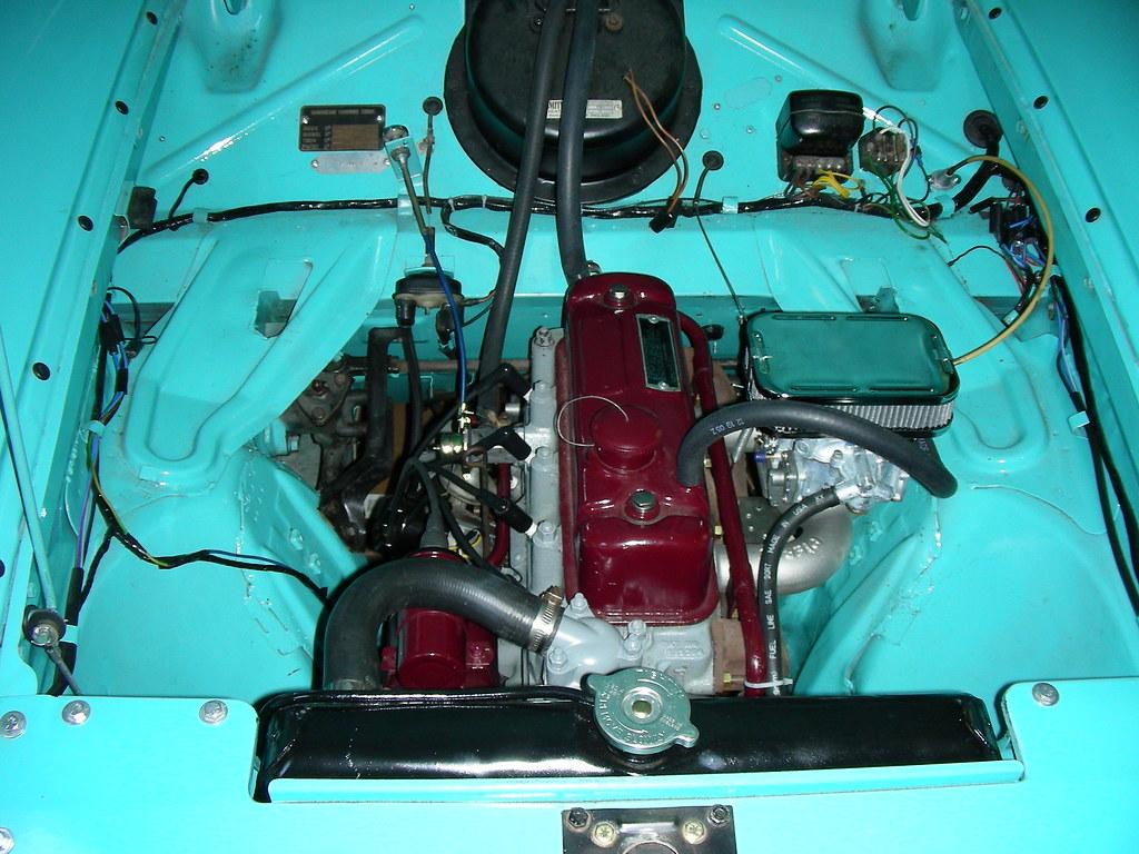 1960 Nash Metropolitan 1500cc engine | by | El Caganer - Over 8 Million  views!