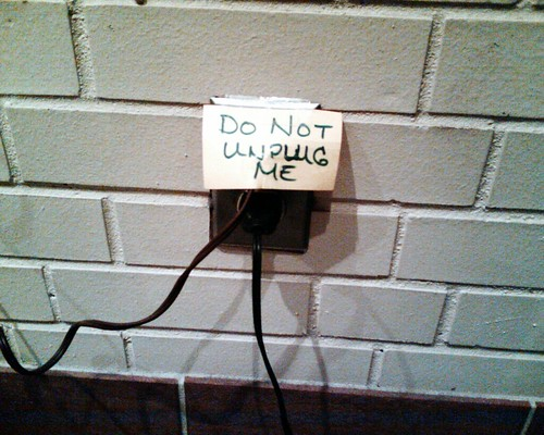 DO NOT UNPLUG ME | by crazytales562