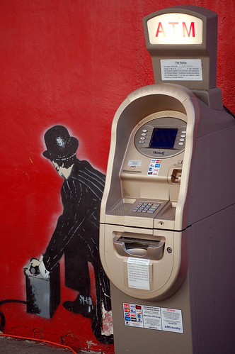 Blow up ATM | by laverrue