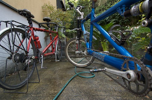 bicycle cleaning day | by julesberry2001
