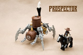 Prospector | by ted @ndes