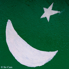 Green Smile Flag | by Sir Cam
