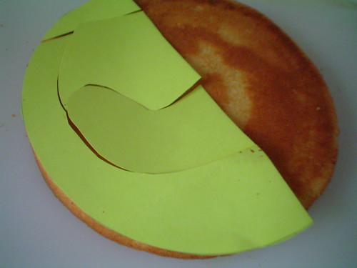 Make Two Cakes For Sandwich Or Cut One In Half