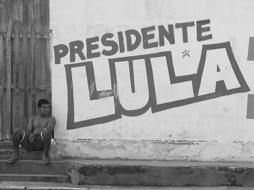 Presidente Lula | by The Hungry Cyclist