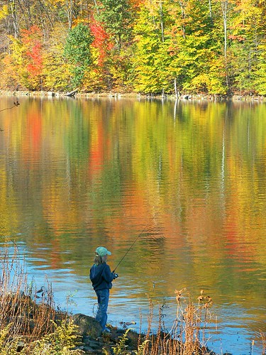 Little Autumn Fishergirl | by Stanley Zimny (Thank You for 20 Million views)