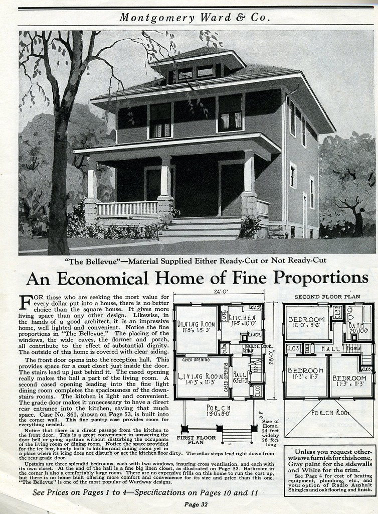 ... Antique House Plans::AntiqueHome.org | By Daily Bungalow