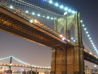 The Brooklyn Bridge | by epicharmus