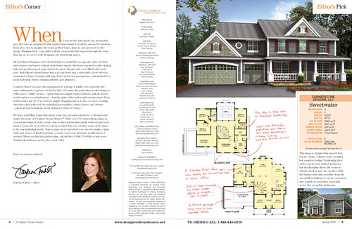 Designer Dream Homes magazine editorial design   Editorial d…   Flickr