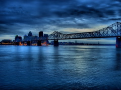 Louisville Skyline in HDR | by ladyofthewings