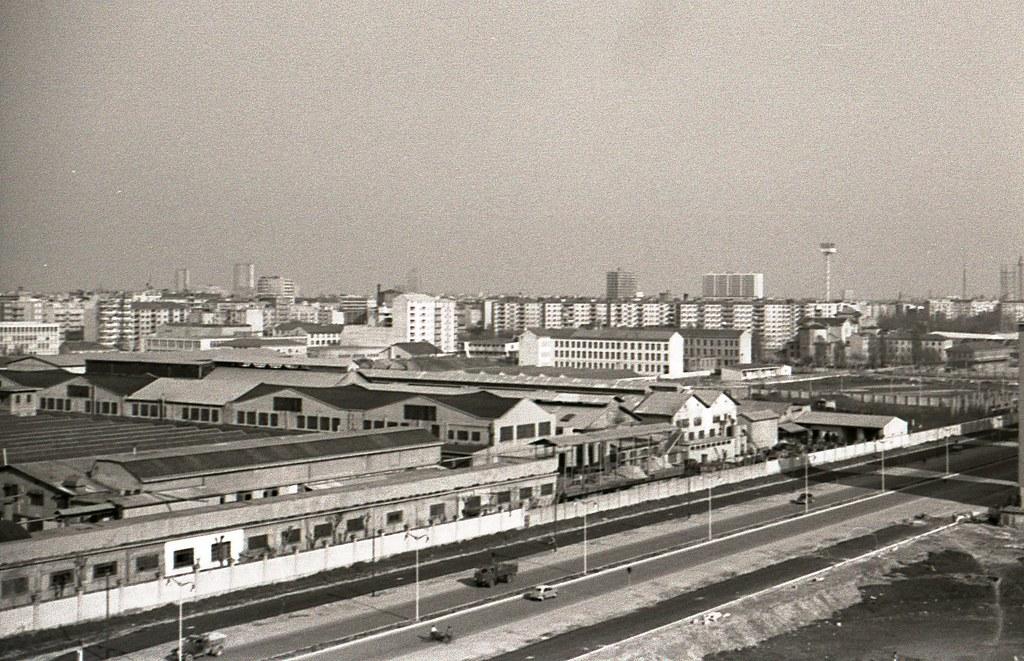 milano stabilimento alfa romeo portello - marzo 1959 | flickr