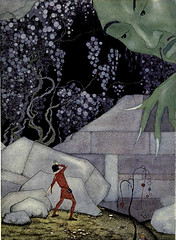 Virginia Frances Sterrett, ill., Old French Fairy Tales | by 50 Watts