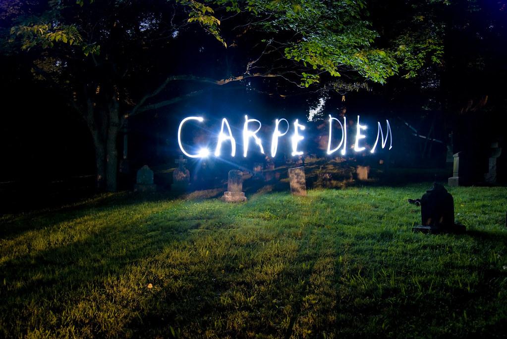Image result for carpe diem blue sky