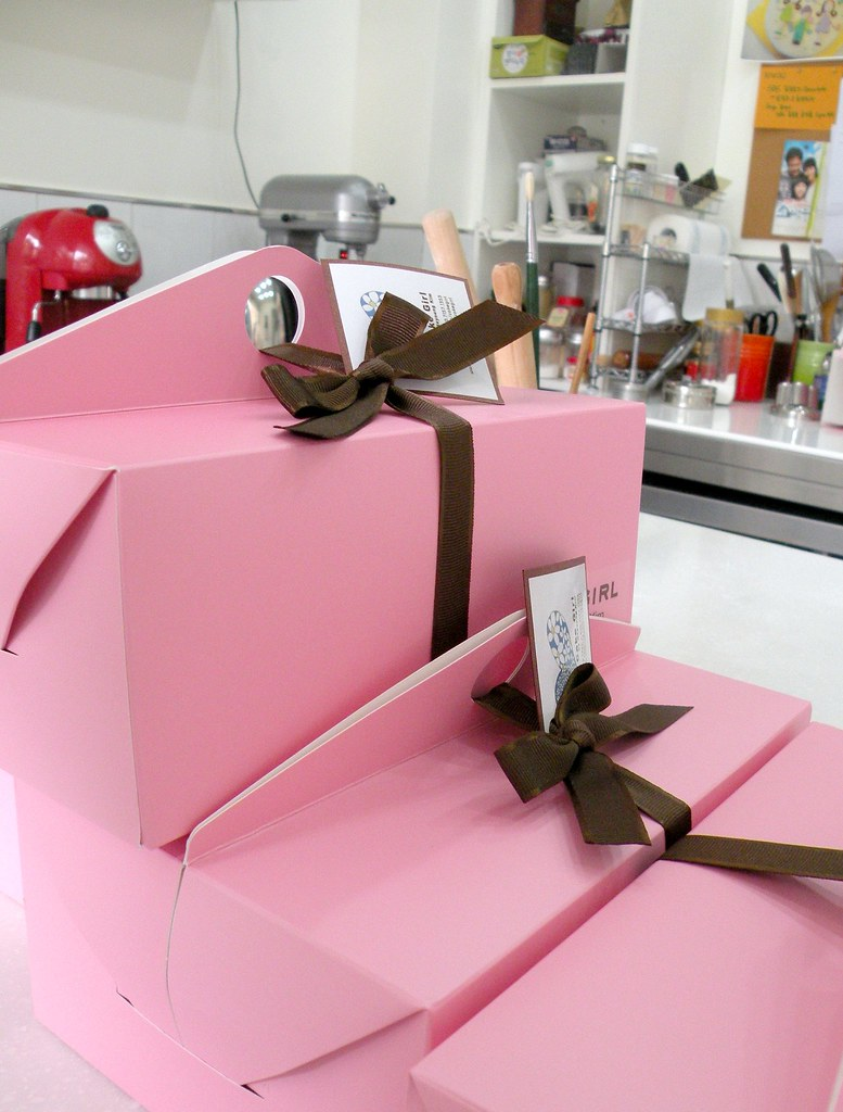 Cupcake Boxes | Kim Hyeyoung | Flickr