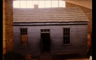 Mark Twain Birthplace SHS- Monroe Co MO | by kevystew