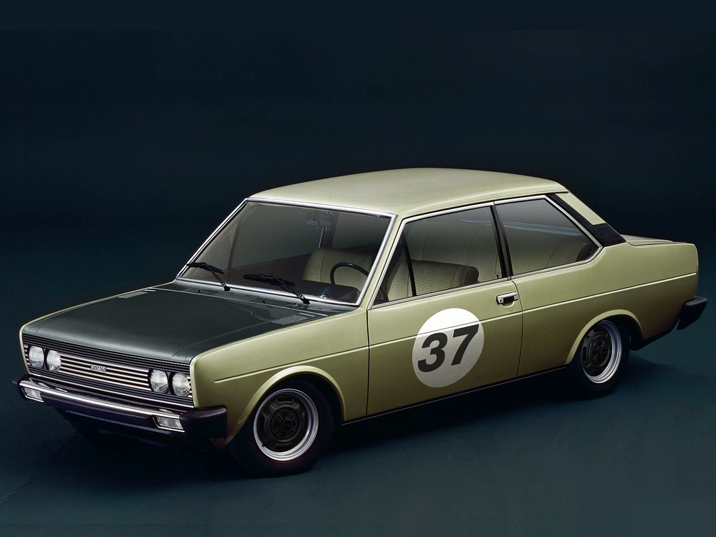 Fiat 131 Coupe - image #45