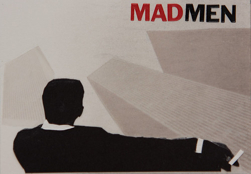 Mad Men ATC | by Mel's Art & ATCs