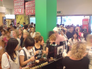 Crowds - Boxing Day Sales - Myer Melbourne | Alpha | Flickr