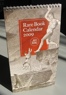 2009 Rare Book Calendar from 42-line | by Stewf