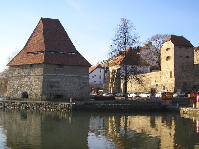 Jewish quarter in Maribor