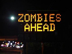 Zombies ahead | by basketbawful