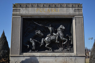 Casimir Pulaski Monument | by Monument City